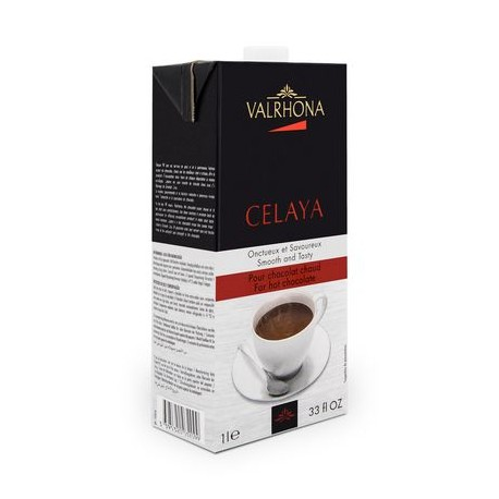 Chocolat à boire Celaya Valrhona