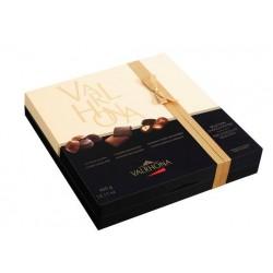 Coffret Sélection de Chocolats fins Valrhona 400g