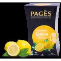 Thé noir Citron bio 20 sachets