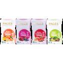 Pack Plantes et Fruits - Lot 4 Infusions bio