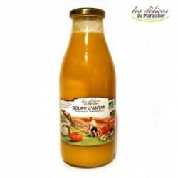Soupe d'Antan Butternut-Topinambour Bio 1L