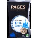 Thé noir Earl Grey bio 10 capsules