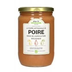 Compote/Purée de poire sans sucre