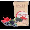 Infusion Bio Circulation Myrtille-Vigne rouge-Mûre aux Huiles Essentielles 20 sachets