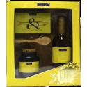 """Coffret Tout Jaune """"Autour des saveurs de Citron et Thym"""""""