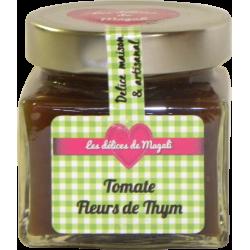 Chutney Tomate Fleurs de thym