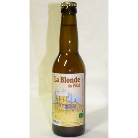 Bière bio La Blonde du Pilat