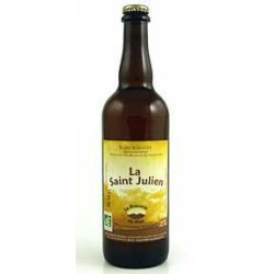 Bière blanche bio Saint-Julien