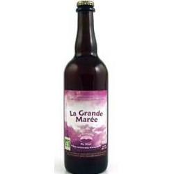 Bière blonde bio La Grande Marée
