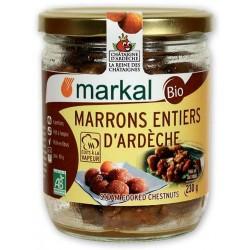 Marrons entiers cuits à la vapeur Markal