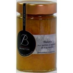 Confiture de Melons aux zestes d'agrumes et à la vanille Bruneton