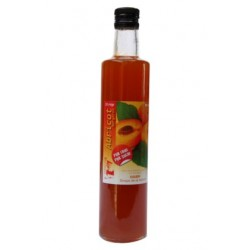 Sirop d'Abricot Bergeron Pur fruit artisanal Ogier