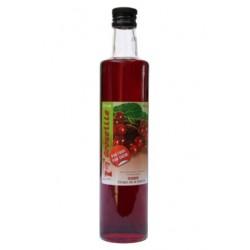 Sirop de Groseille Pur fruit artisanal Ogier