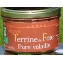 Terrine de Foie Pure Volaille Bio