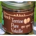 Terrine Pure Volaille aux Noix Bio