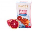 Infusion glacée Orange Sanguine bio 20 sachets