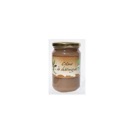 Crème de Châtaignes de l'Ardèche Forêt du Puy