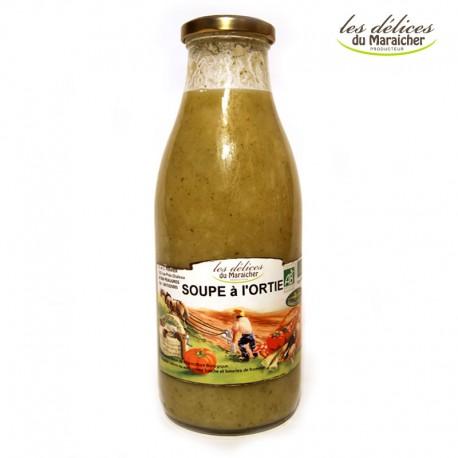 Soupe d'Ortie Bio Les Délices du Maraîcher