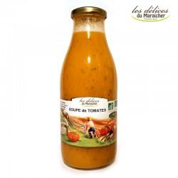Soupe de Tomates Bio