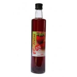 Sirop de Fraise Pur fruit artisanal