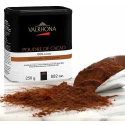 Cacao en poudre 100% Valrhona