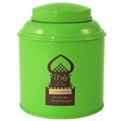 Thé vert bio à la Menthe Douce