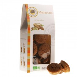 Macarons bio aux amandes Biscuiterie de Provence