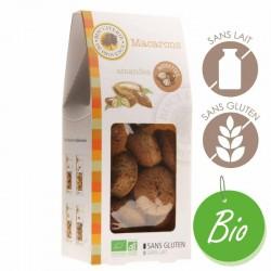 Macarons bio aux noisettes Biscuiterie de Provence