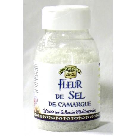 Fleur de Sel de Camargue cultivée sur le Bassin Méditerranéen