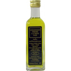 Huile d'Olive vierge extra Saveur truffe noire