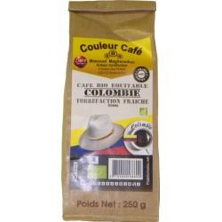 Café Colombie Bio Equitable moulu 500g