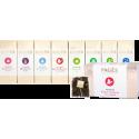 Pack Prestige du Monde bio -Lot de 6 thés et 2 infusions Pagès