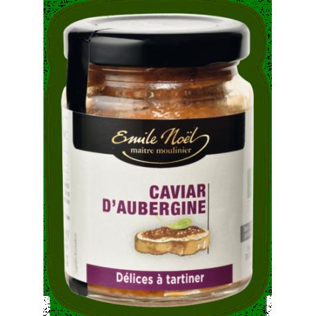 Caviar d'aubergine bio Emile Noël