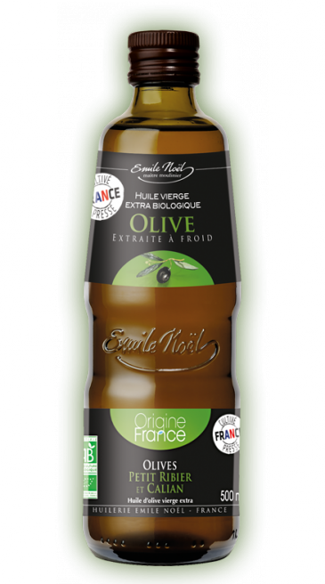 huile olive origine