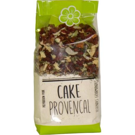 Cake Provençal Légendes Gourmandes