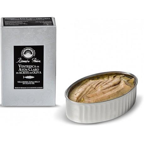 Ventreche de thon à l'huile d'olive Ramon Peña