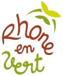 Logo Rhône en vertt