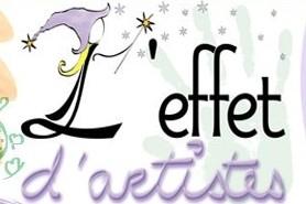 Logo L'effet d'Artistes