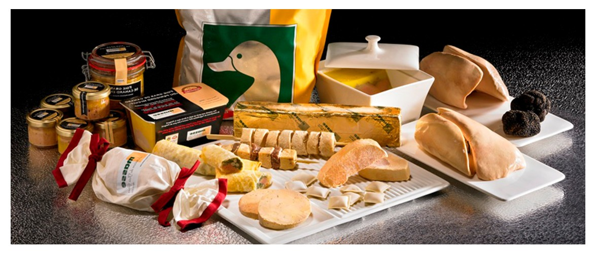 Masse, la maison du foie gras depuis 1884
