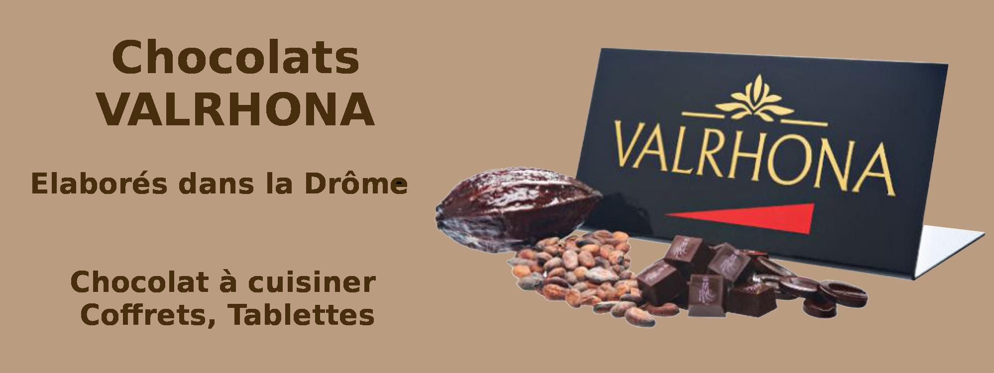 Valrhona, le chocolat gastronomique