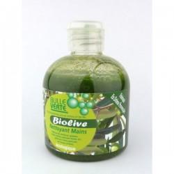 Nettoyant Main Biolive Bulle Verte
