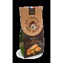 Biscuit aux noix caramélisées