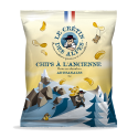 Chips artisanales a l'ancienne cuite au chaudron