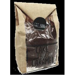 Cake choco caramel (sachet) 380 g