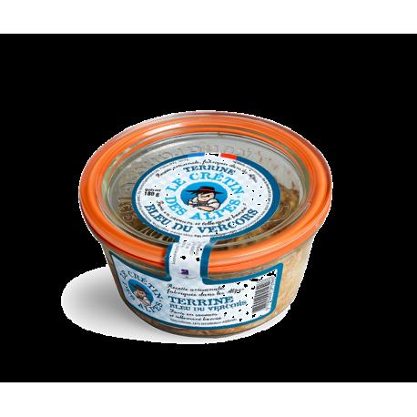 Terrine bleu du Vercors