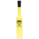 Huile d'Olive saveur Yuzu et basilic Thaï (bouteille verte acidulée) 20 cl