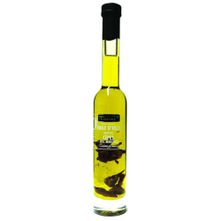 Huile d'olive saveur cèpes 20 cl