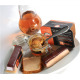 Foie gras de canard entier des Landes Masse
