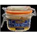 Foie gras de canard entier IGP 120g truffe 3 %