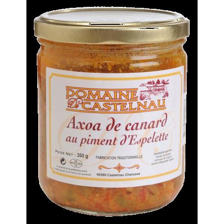 Axoa de Canard au Piment d'Espelette